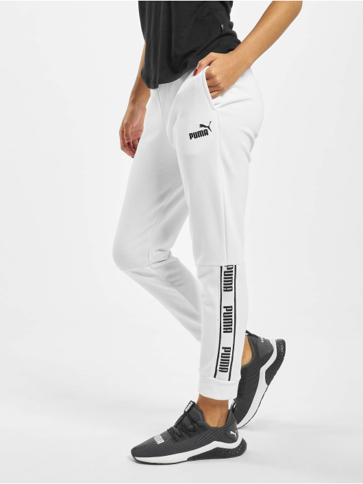 Puma Performance Jogginghose Amplified weiß