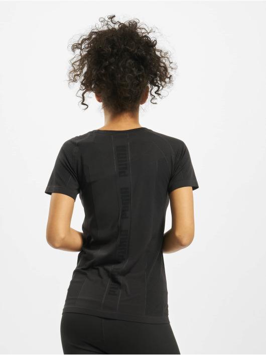 Puma Performance Kompresjon shirt Evoknit Core Seamle svart