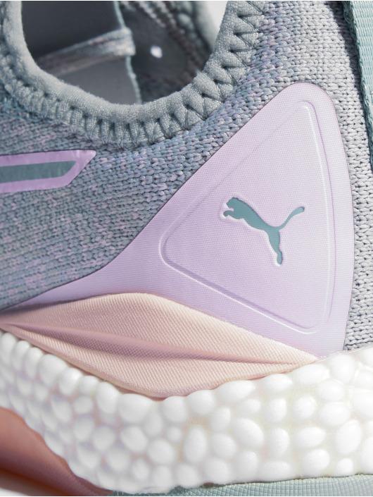 Puma Performance Laufschuhe Hybrid Runner Sneakers šedá