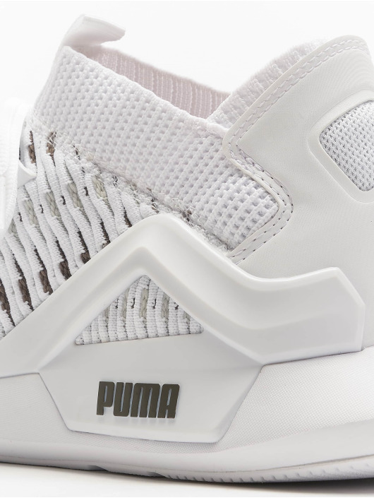 Puma Performance Laufschuhe Rogue Corded bialy