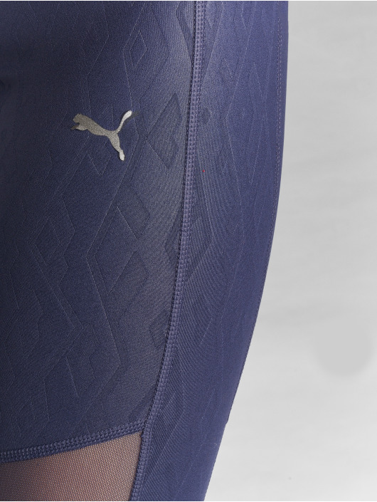 Puma Performance Legging Always On Graphic 7/8 blau