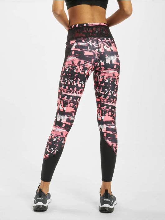 Puma Performance Damen Legging Be Bold AOP 78 in pink 697891