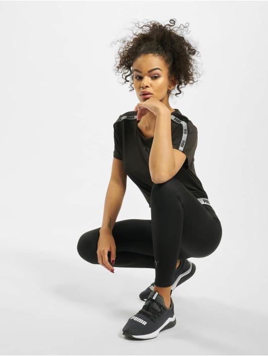 Puma Performance Legging Soft Sports schwarz