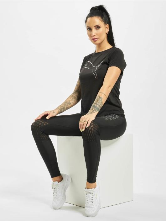 Puma Performance Legging Shift Mesh schwarz