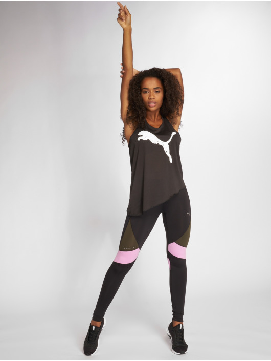 Puma Performance Leggings/Treggings Ignite Long czarny
