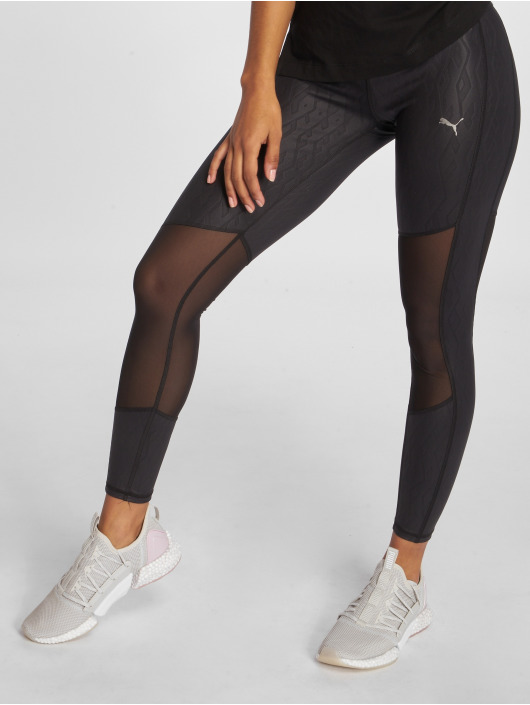 Puma Performance Leggings/Treggings On Graphic svart