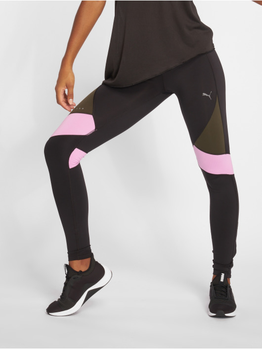 Puma Performance Leggings/Treggings Ignite Long svart