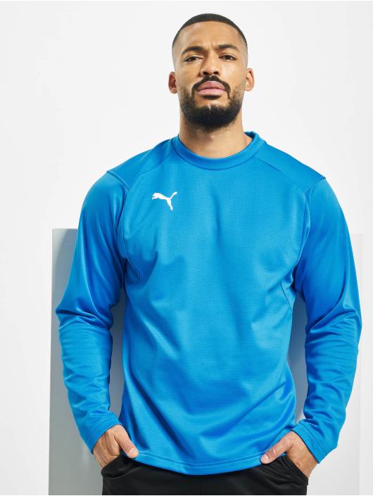Puma Performance Longsleeve Performance Liga blau