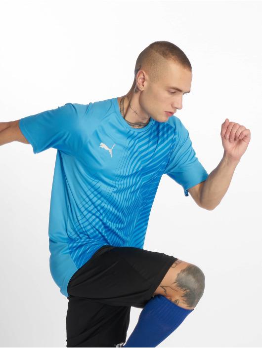 Puma Performance Shirts sportive Ftblnxt Graphic Core blu