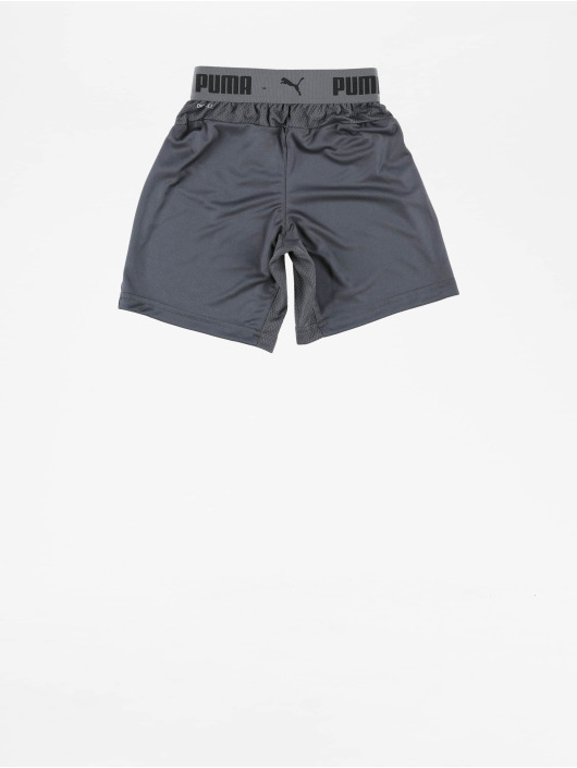 Puma Performance Shorts Junior grau