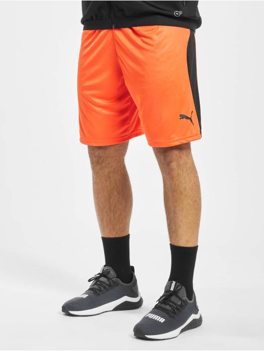 Puma Performance Shorts Liga orange