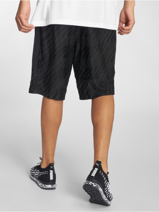 "Puma Performance Shorts Vent Knit 10"" schwarz"