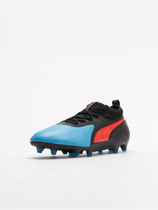 Puma Performance Sneaker One 19.2 Syn FG/AG blau