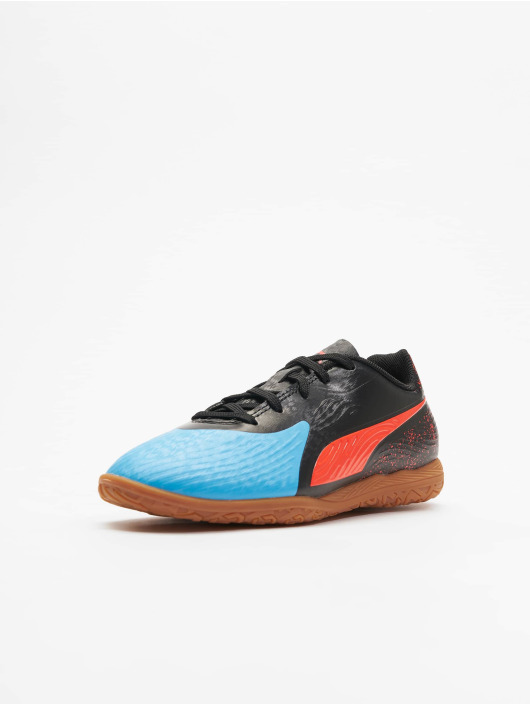 Puma Performance sneaker One 19.4 IT Junior blauw