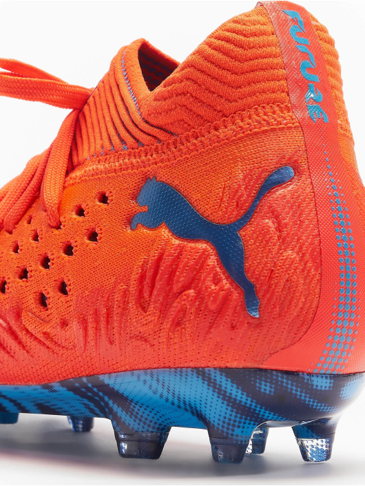 Puma Performance Sneaker Future 19.1 Netfit FG/AG orange