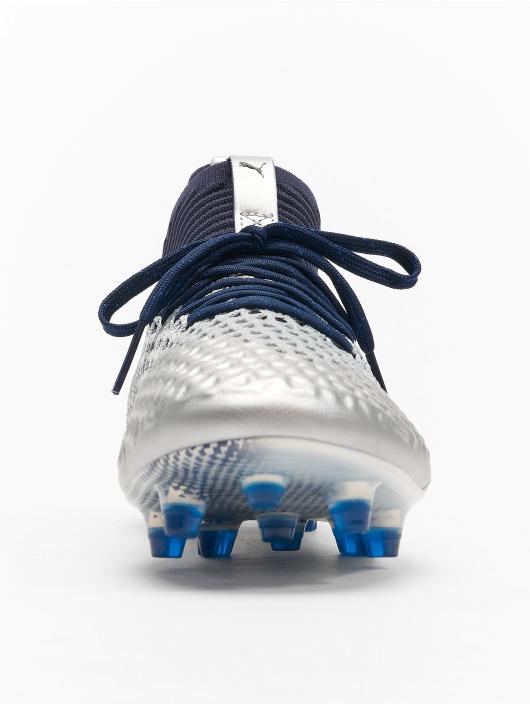 Puma Performance Sneaker Future 21. Netfit silberfarben