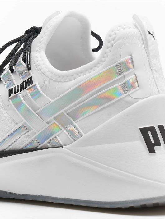Puma Performance Sneakers Jaab Xt Iridescent Tz bialy