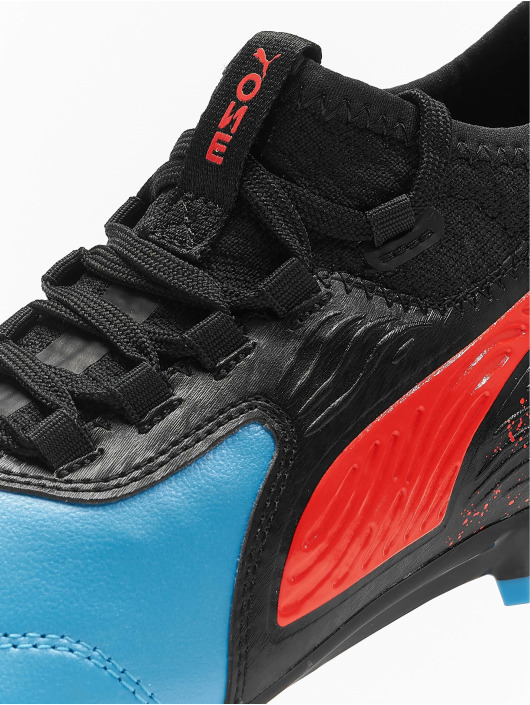Puma Performance Sneakers One 19.3 FG/AG Junior blå