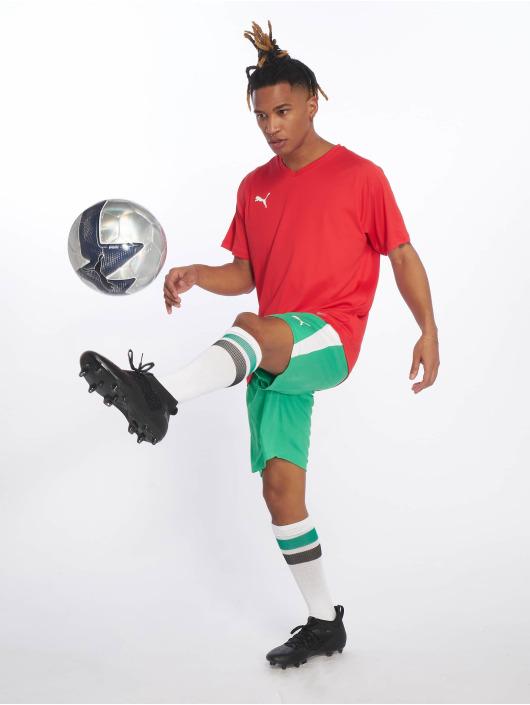 Puma Performance Spodnie wizytowe Liga zielony