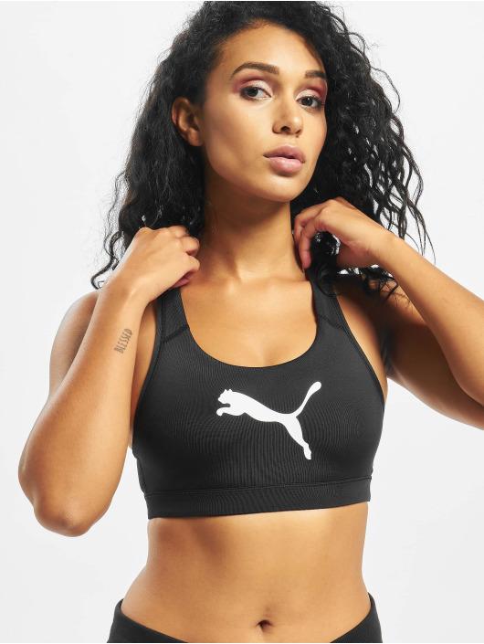 Puma Performance Sport BH 4keeps zwart