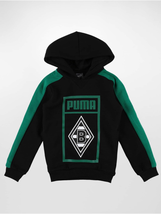 Puma Performance Sport Hoodies BMG Shoe Tag Jr èierna