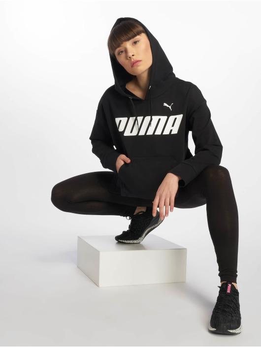 Puma Performance Sport Hoodies Modern èierna
