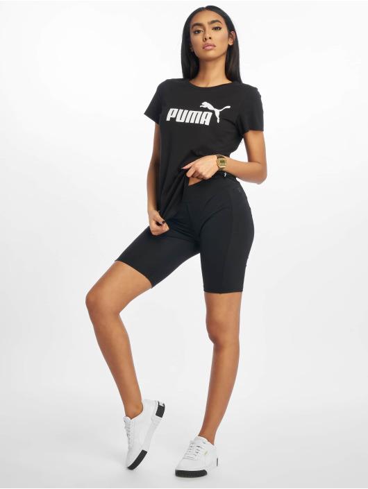 Puma Performance Sport Shirts ESS Logo black