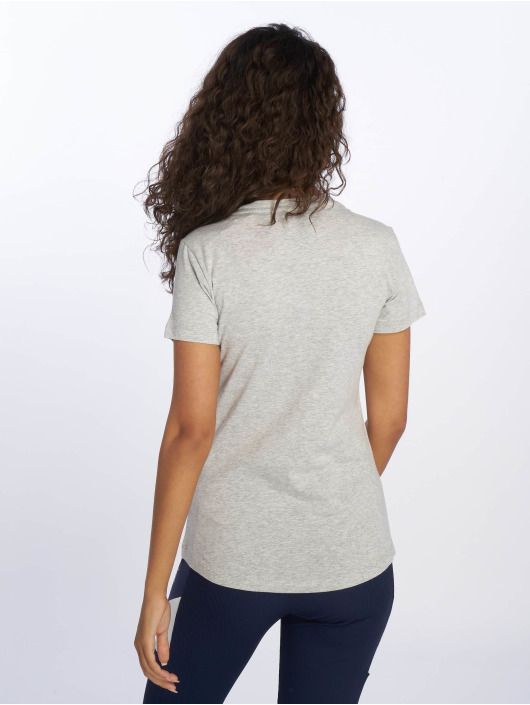 Puma Performance Sport Shirts ESS Logo grey