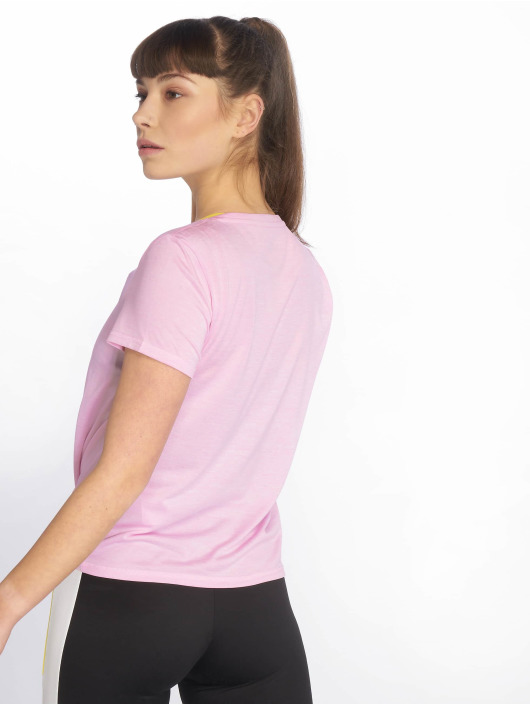 Puma Performance Sport Shirts Turn It Up pink
