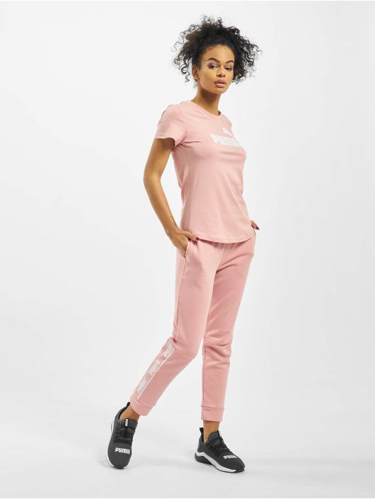 Puma Performance Sport Shirts Amplified rosa