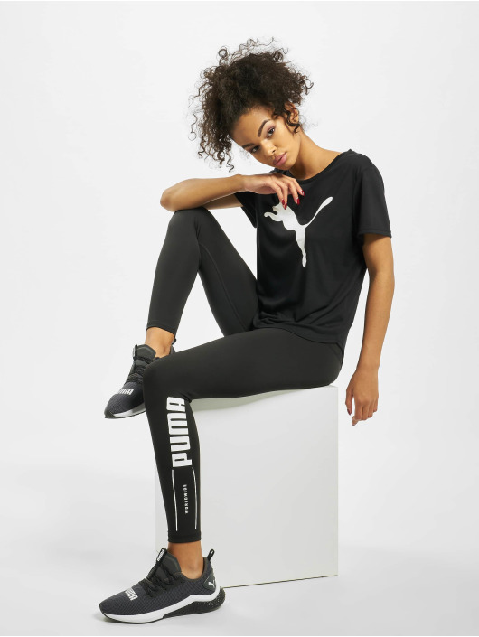 Puma Performance Sport Shirts Evostripe svart