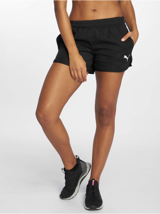 Puma Performance Sport Shorts ESS Woven èierna