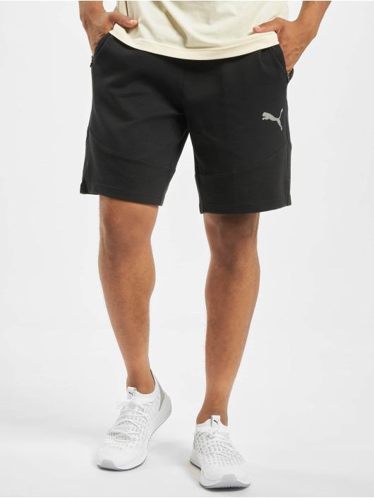 Puma Performance Sport Shorts Evostripe schwarz