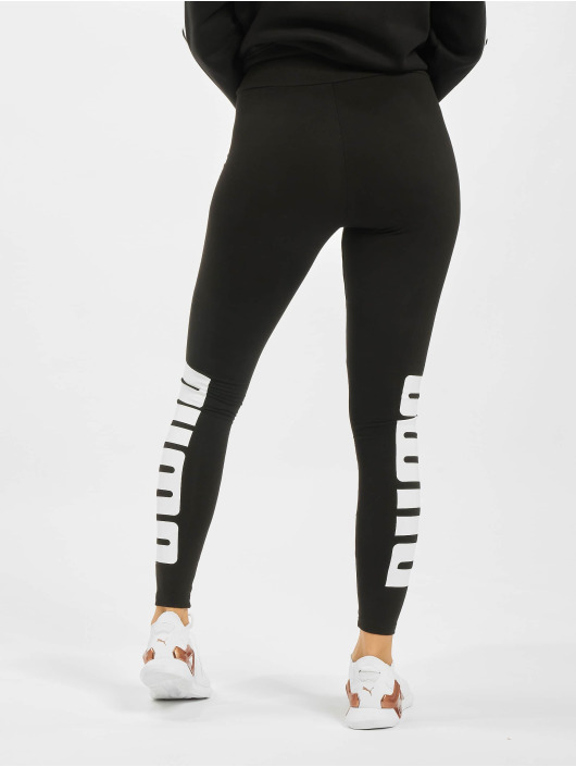 Puma Performance Sportleggings Rebel svart