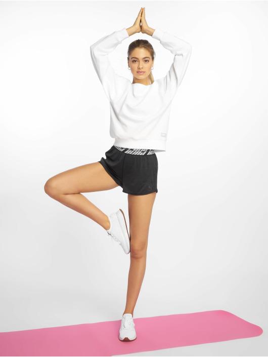 Puma Performance Sportshirts Fusion biela