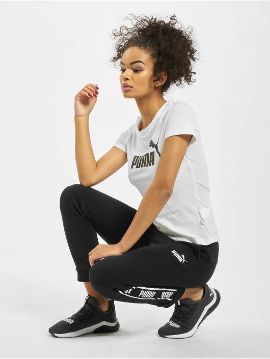 Puma Performance Sportshirts Amplified biela