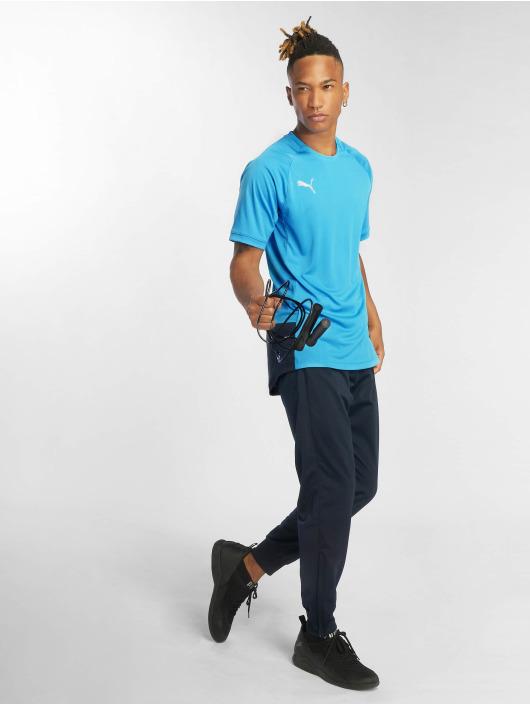 Puma Performance Sportshirts Pro blau