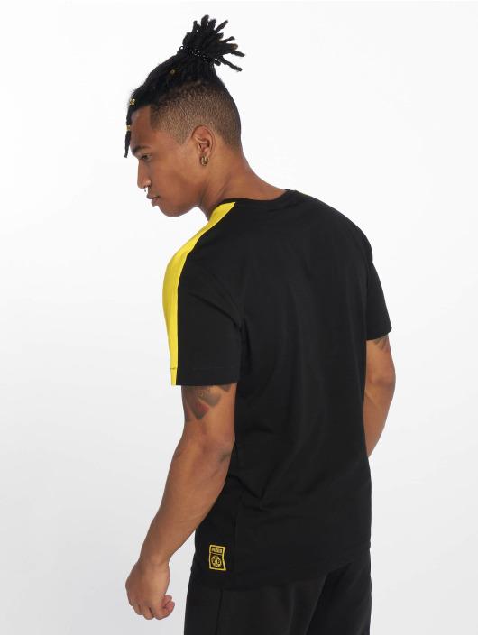 Puma Performance Sportshirts BVB T7 czarny