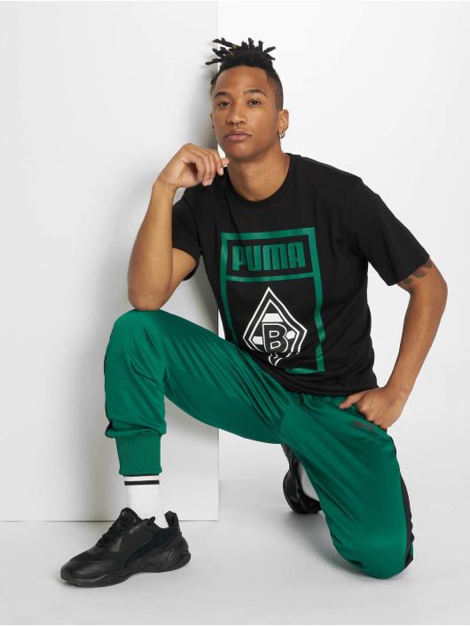 Puma Performance Sportshirts BMG czarny