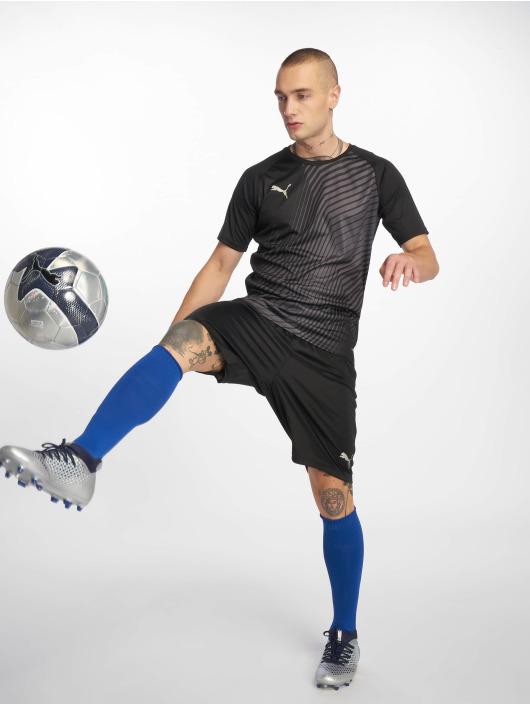 Puma Performance Sportshirts Performance Graphic Core czarny