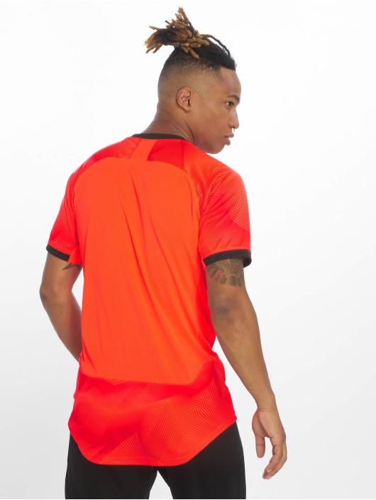 Puma Performance Sportshirts Graphic czerwony