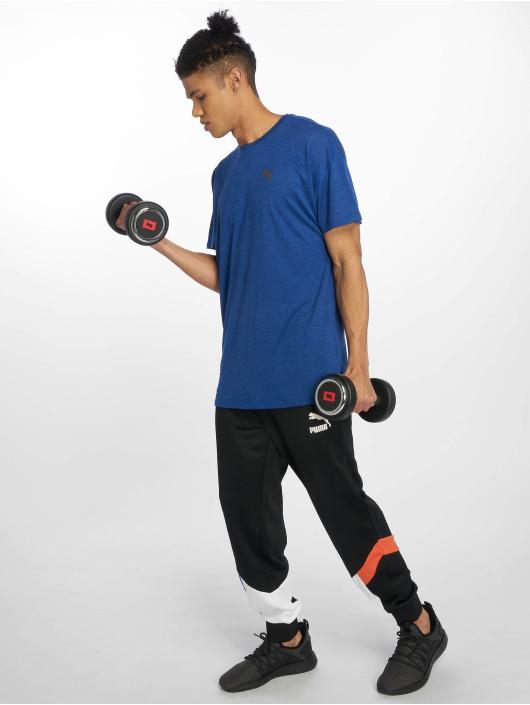 Puma Performance Sportshirts Energy modrá