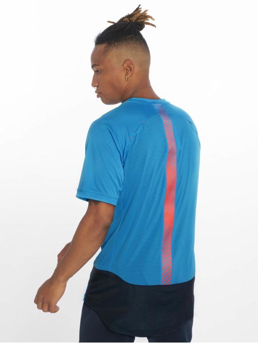 Puma Performance Sportshirts Pro modrá