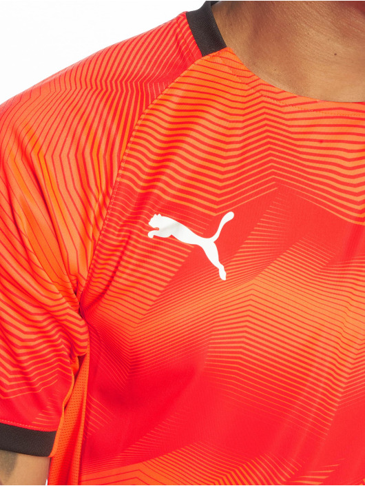 Puma Performance Sportshirts Graphic rot