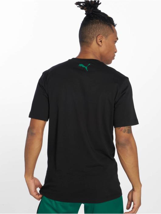 Puma Performance Sportshirts BMG schwarz