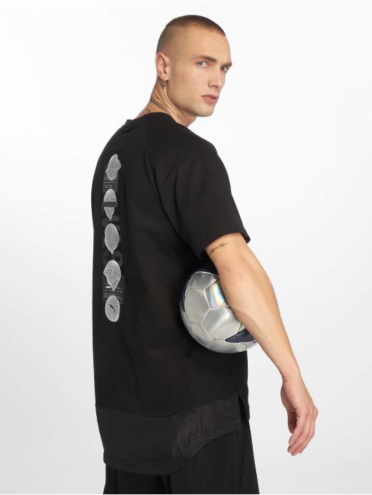 Puma Performance Sportshirts Ftblnxt Casuals Graphic schwarz
