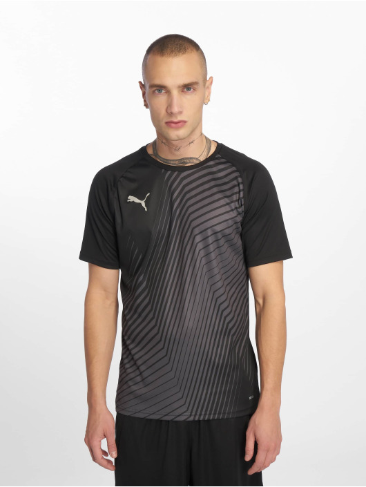 Puma Performance Sportshirts Performance Graphic Core schwarz
