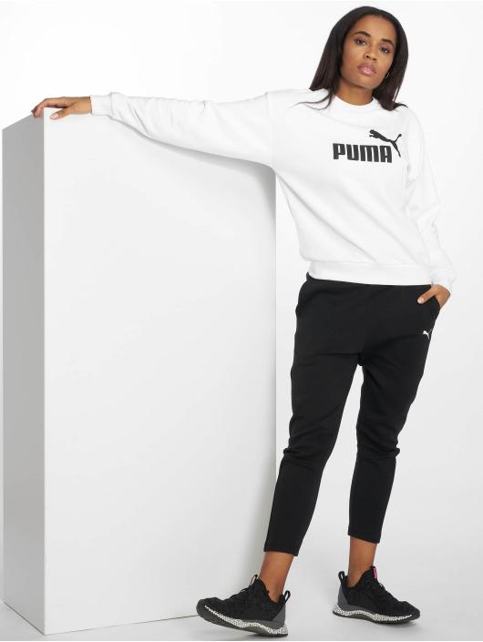 Puma Performance Swetry ESS Logo bialy
