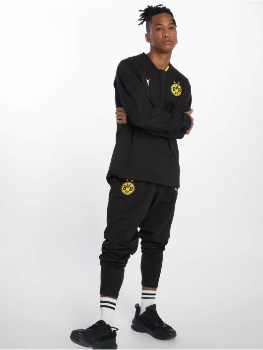 Puma Performance Swetry BVB Casual czarny