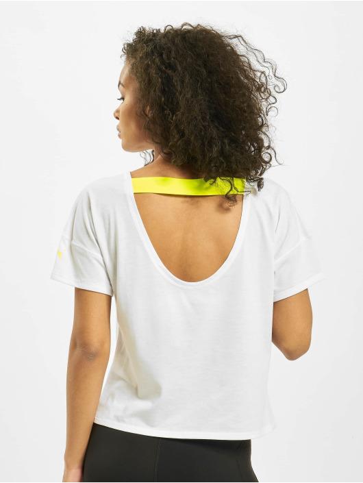 Puma Performance T-shirt Hit Feel It bianco